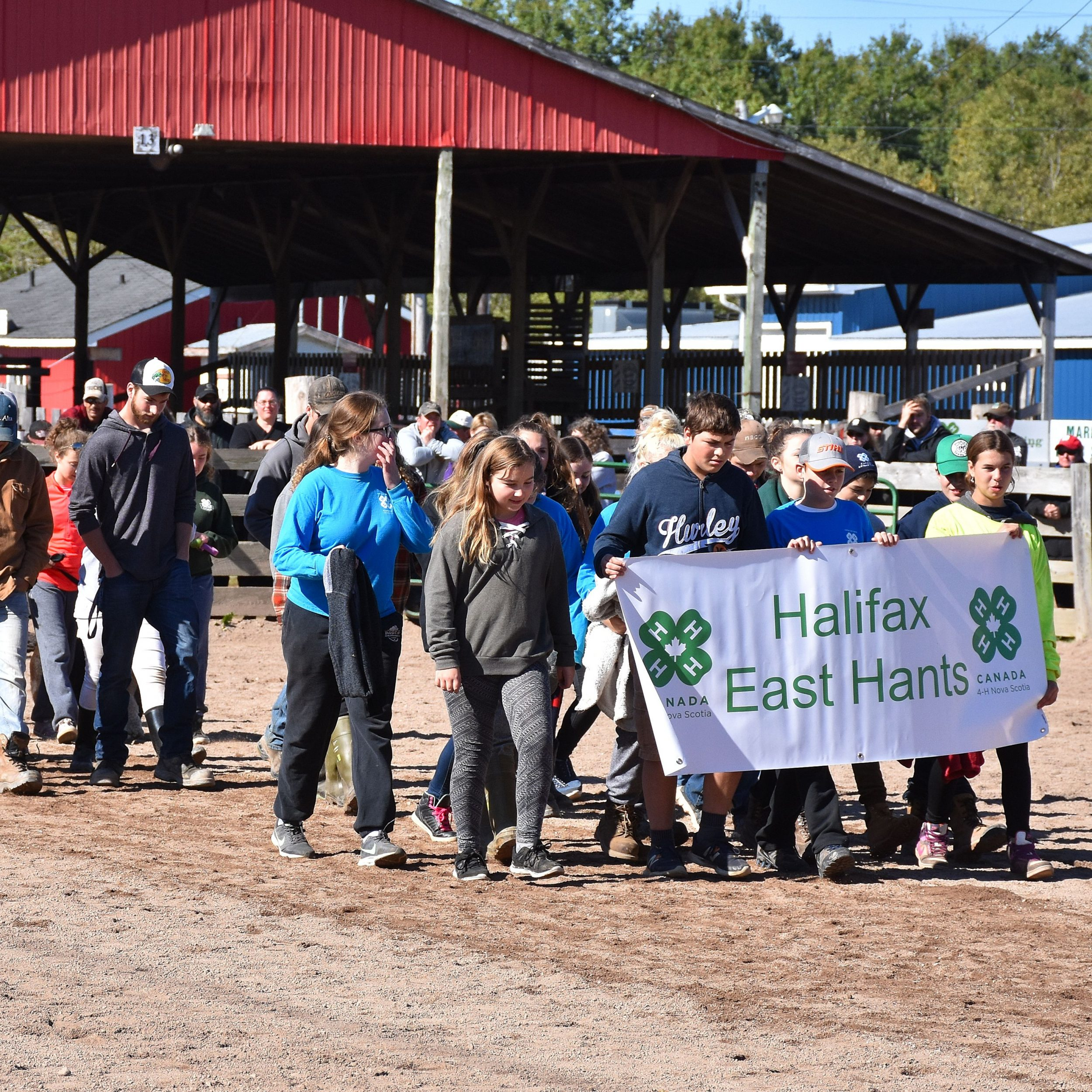 4-H Members from Halifax/East Hants