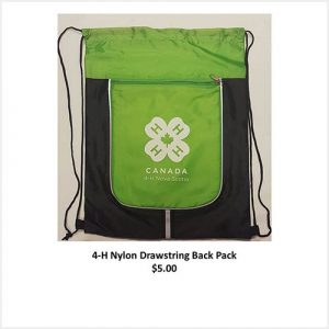 Nylon-Draw-String-Bag