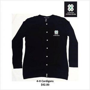 Cardigan Black