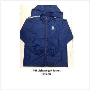 Jacket - blue