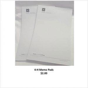 memo-pads