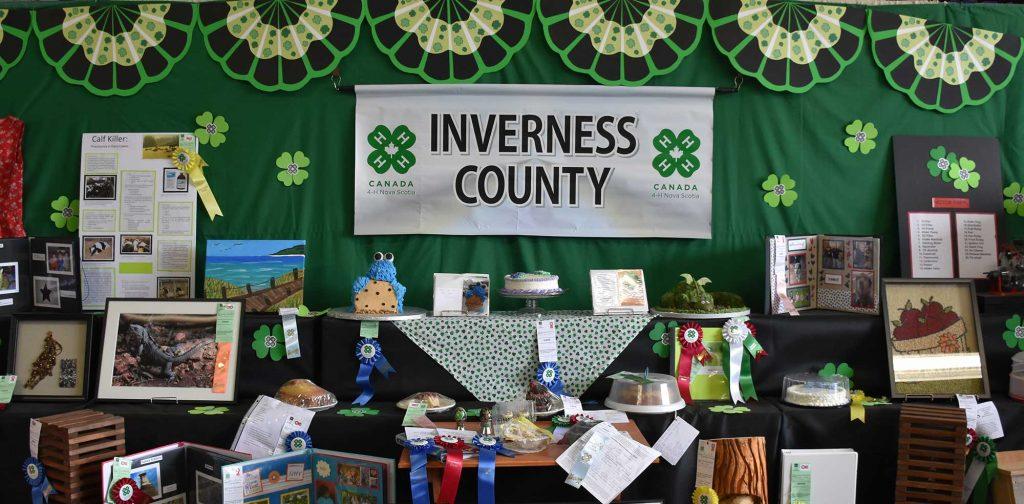 4-H Provincial Show Inverness
