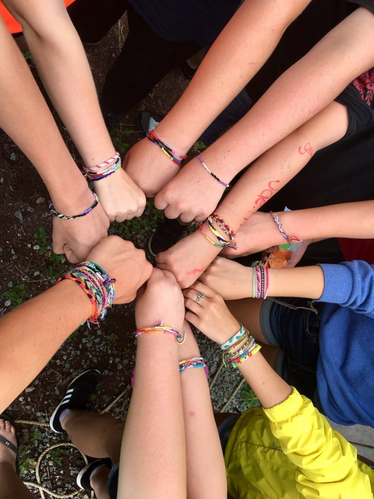 Camp Rankin Bracelets