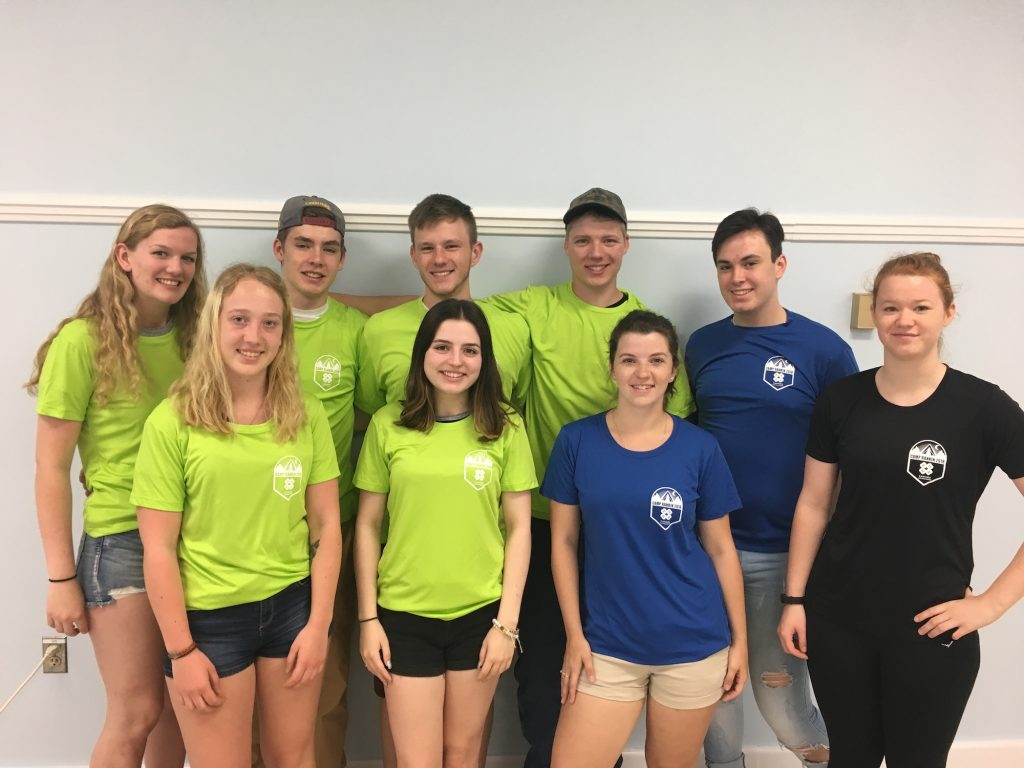 Camp Rankin Staff Photo