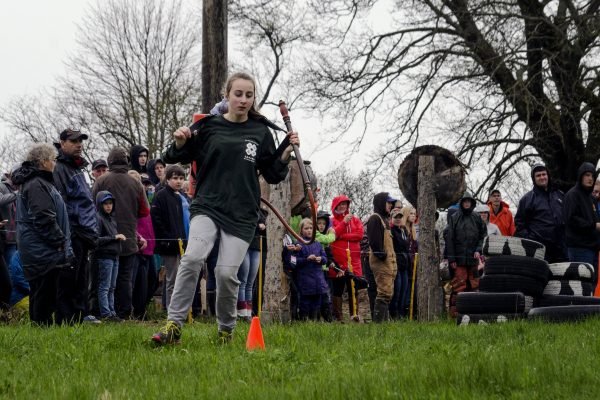 Woodsmen Competition