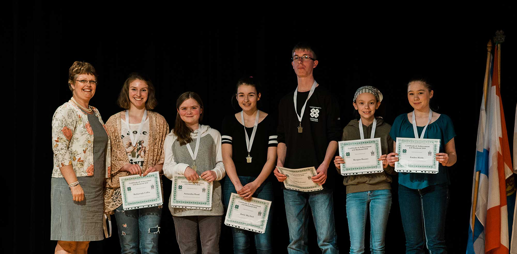 4-H Competition Winners