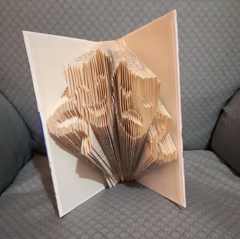 Honourable Mention - Zoe Simmons (Book Art)
