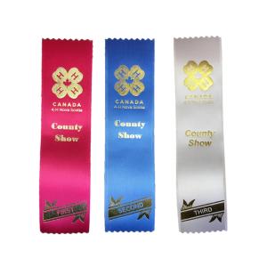 County Show Ribbon - $0.25