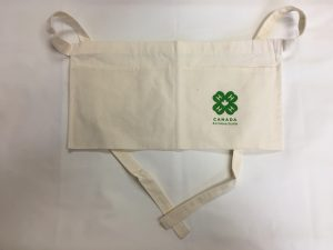 Waist Apron - $6.00 or 2 for $10.00