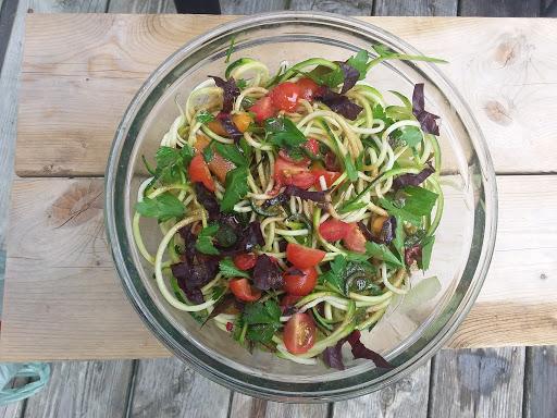 Theresa Raymond - 2nd Sr. (Summer Zucchini Salad)
