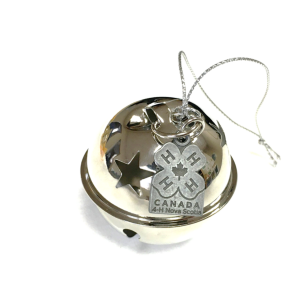 Bell with 4-H Charm - $10.00