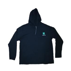 Long Sleeve T-Shirt Hoodie (XL) - $26.00