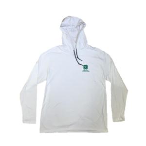Long Sleeve T-Shirt Hoodie - $26.00
