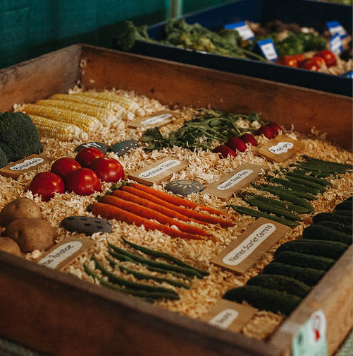 Online Local Foods Competition