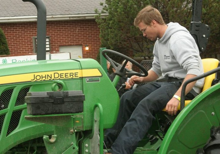 Tractor Project